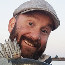 Angler Juul Co-Founder Bookafishingcabin.com