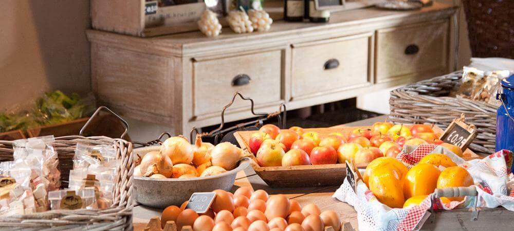 Lovely farm produce