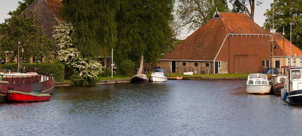 Beautiful Dutch surroundings