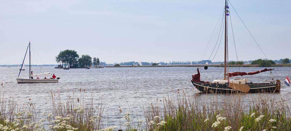 Nearby waterways