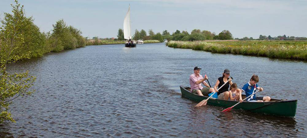 Stunning Dutch canals