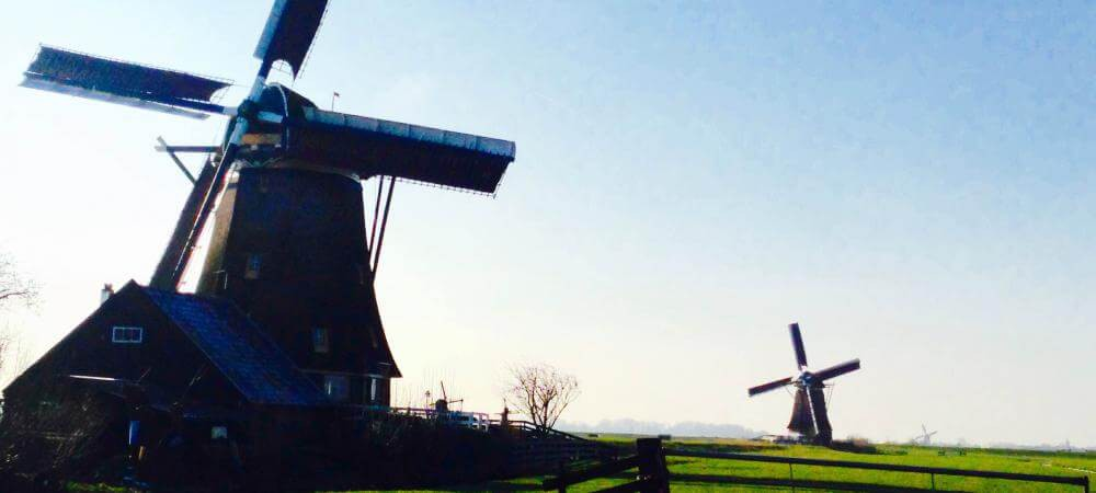 Lovely Dutch countryside