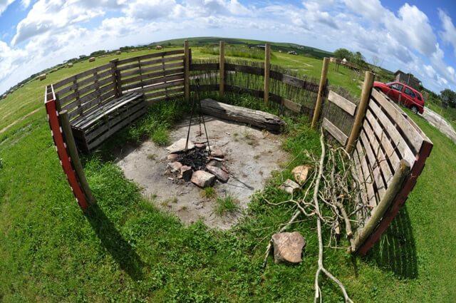 Campfire pits