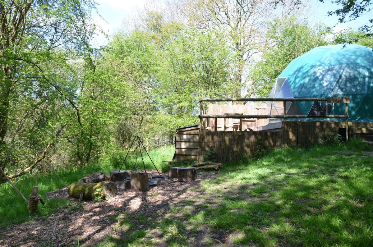 Ash Dome