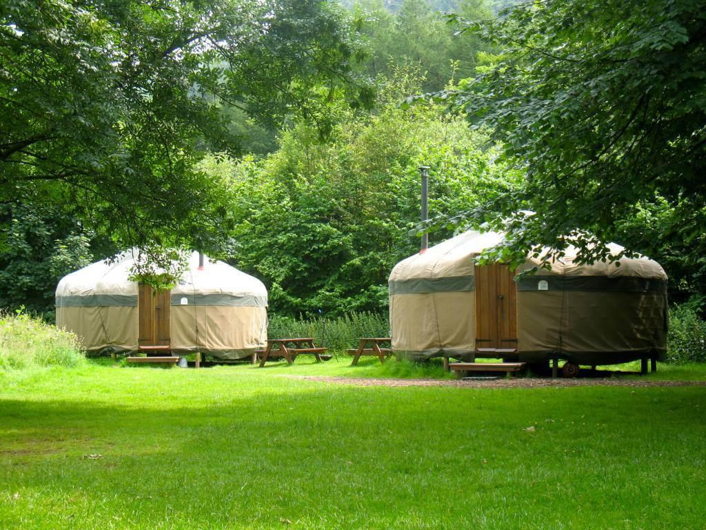 Long Valley Yurts