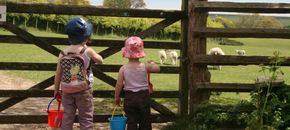 Countryside walks!