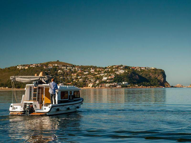 Make the Knysna  trip a part of your Garden Route.