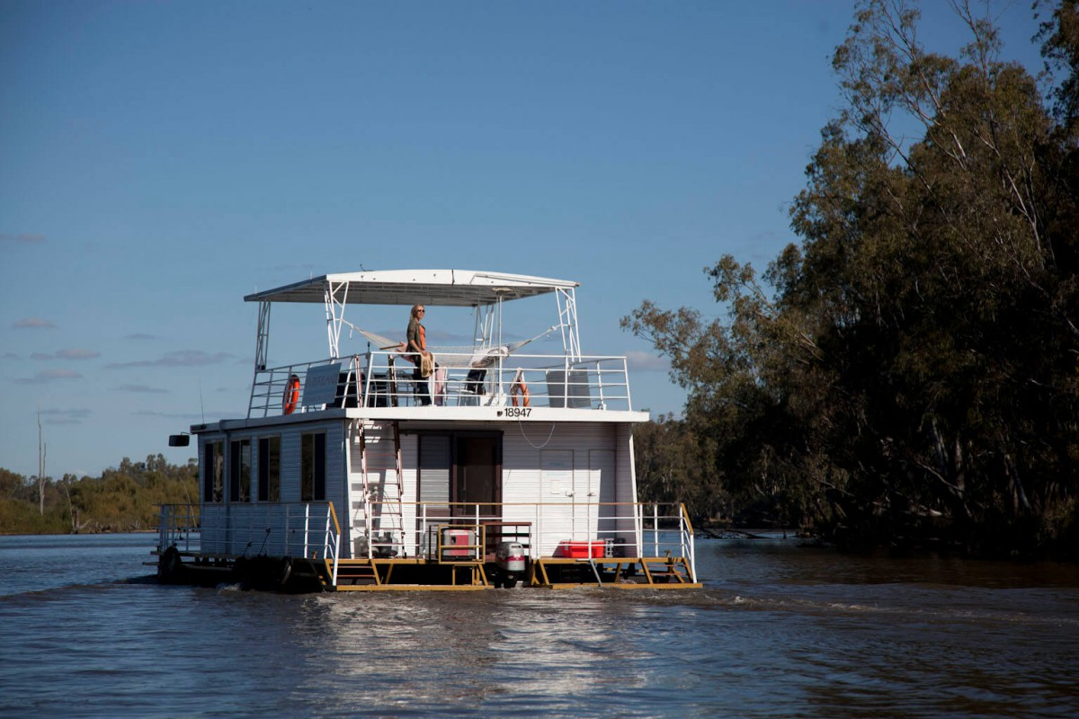 There's no better way to discover the Murray River.