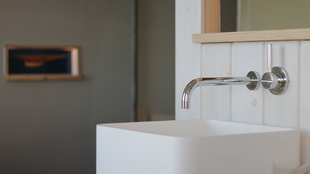 Detail of bathroom.