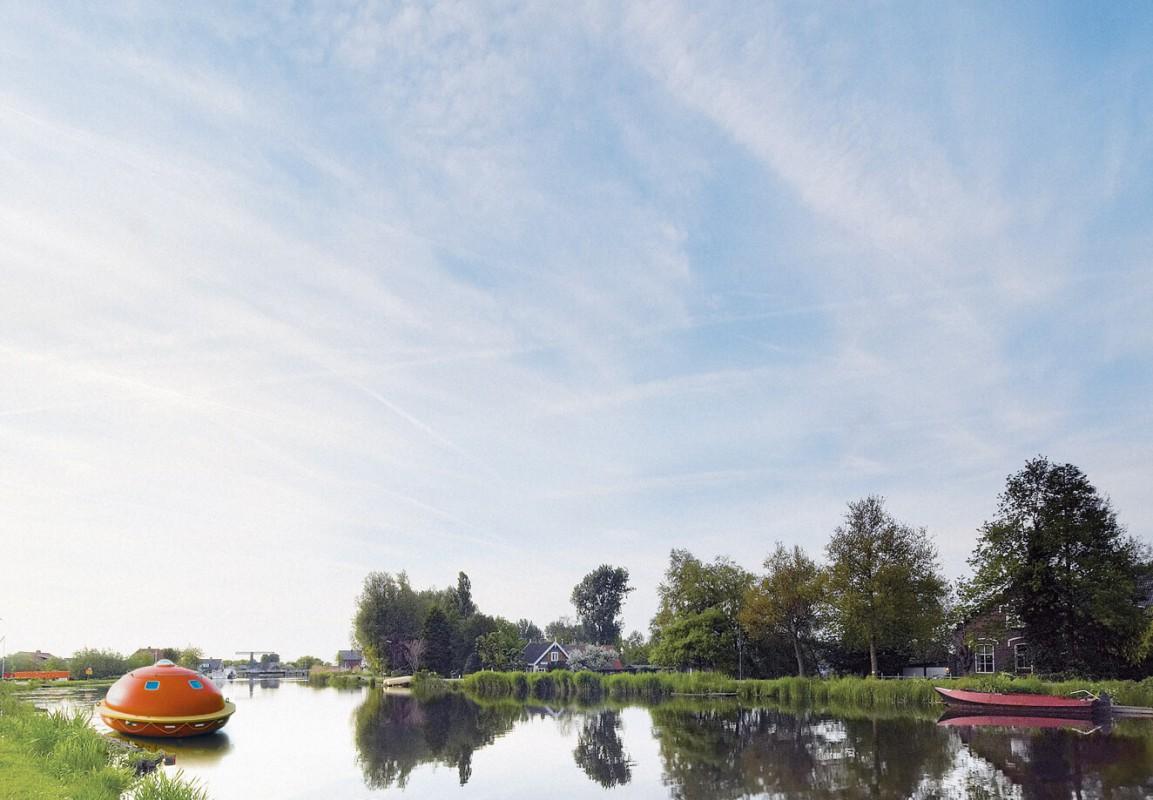 Typical Dutch landscapes