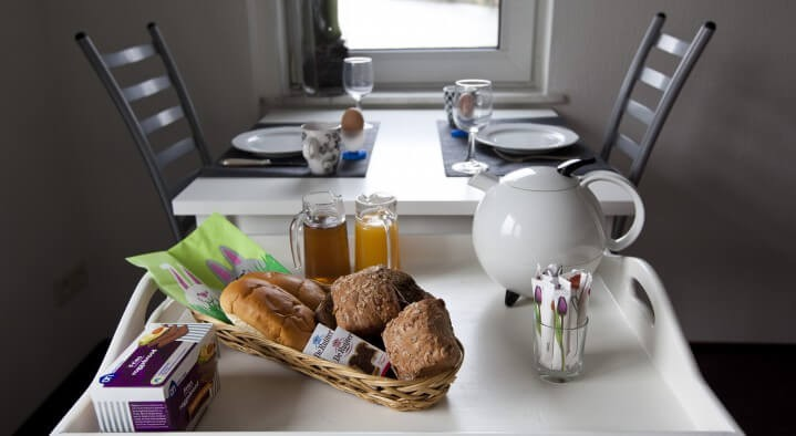 Premium breakfast