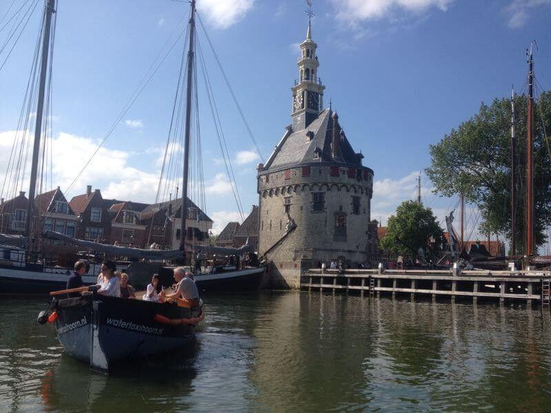 Hoorn has a rich naval history.