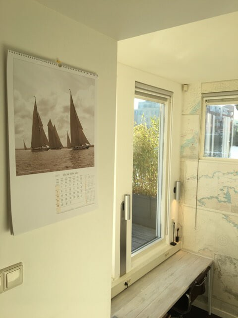 Nautical Room - with a beautiful view on the water
