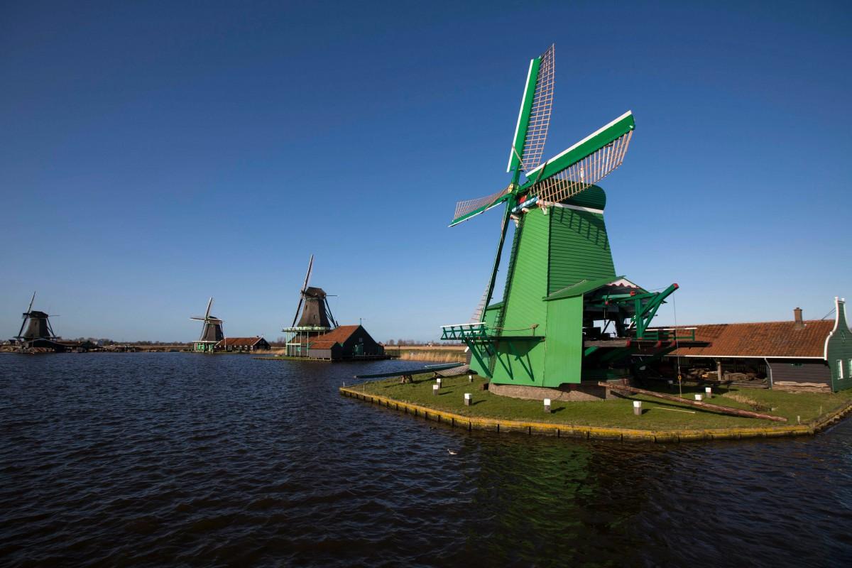 Zaanse Schans Amsterdam North