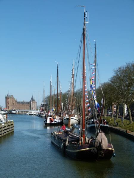 The home port Muiden