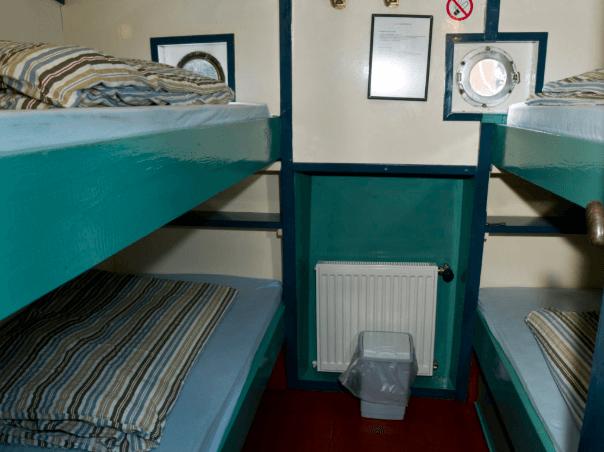 4-person cabin