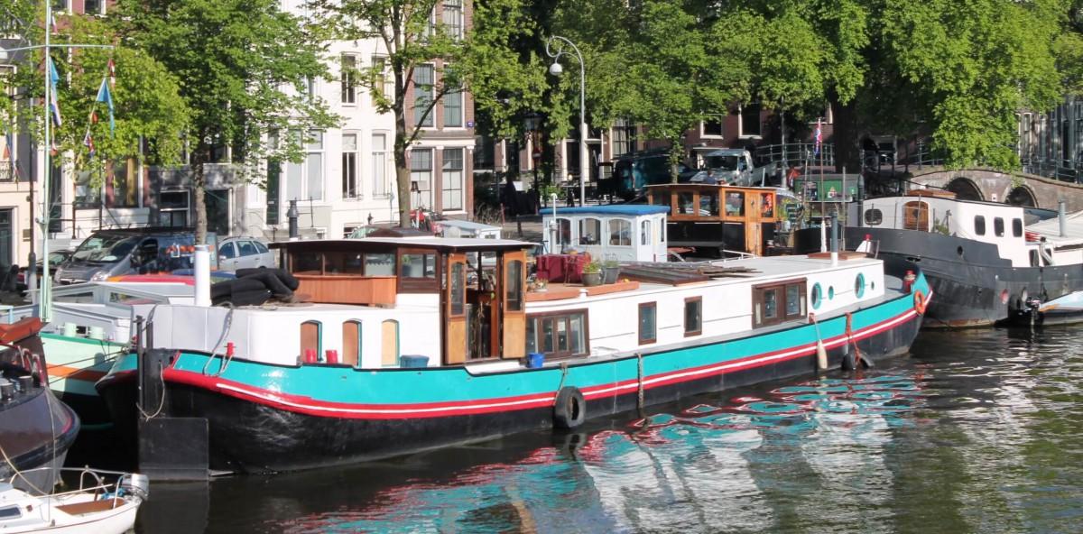 Houseboat Amstel