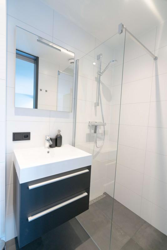 Bathroom van Gogh room