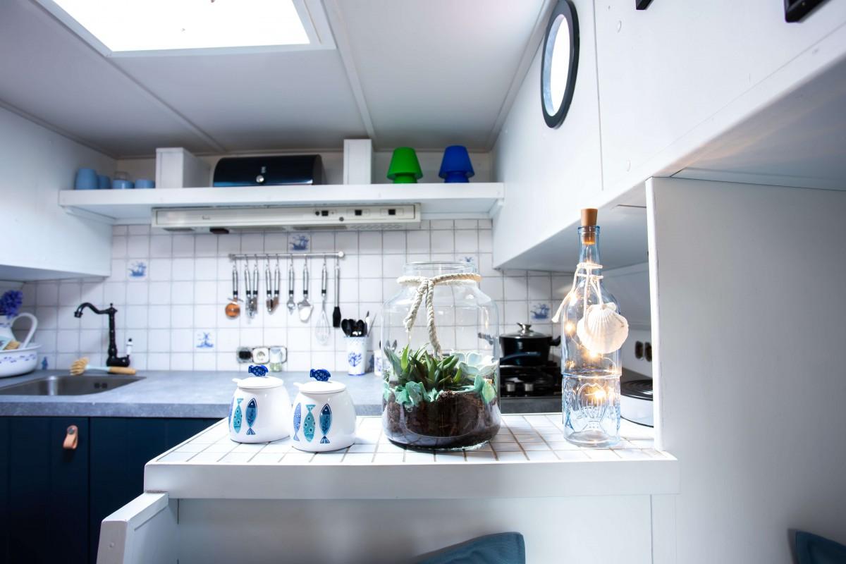 Keuken volledig uitgerust