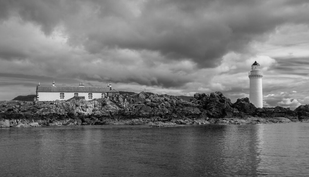 The magical islet of Eilean Sionnach
