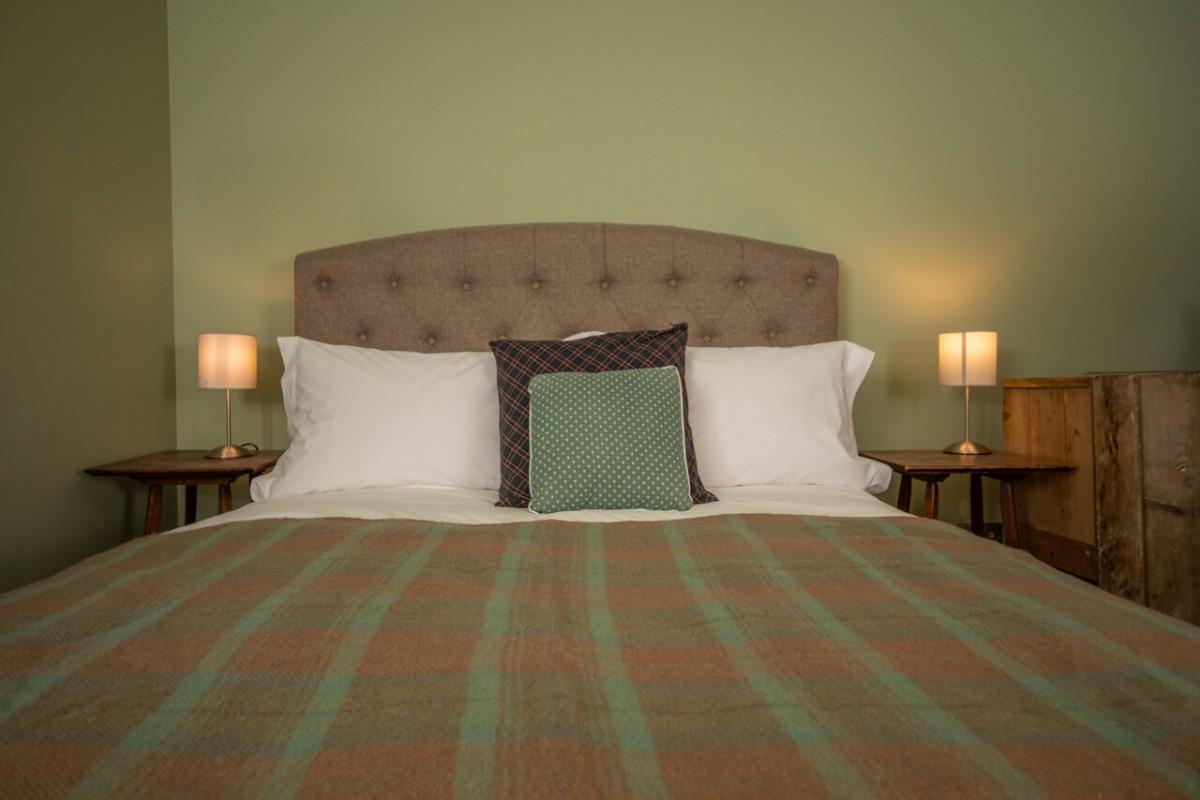 Memory foam mattresses provide a great night's sleep