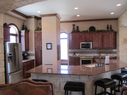 Lighthouse Hill : kitchen