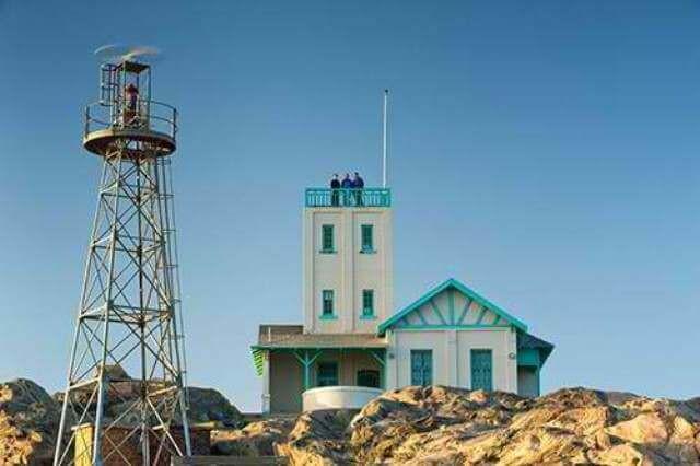 Shark Island Lighthouse