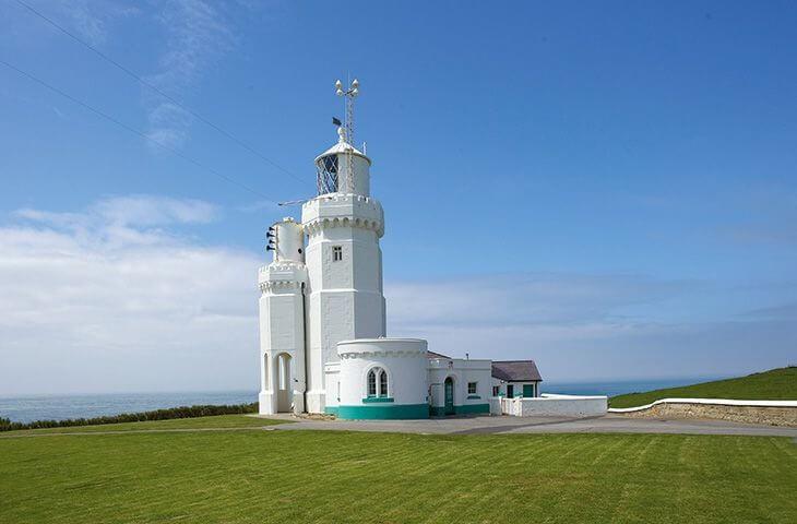 St. Catherine's Lighthouse near Ventnor