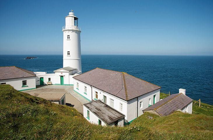 The light house with its' panoramic views