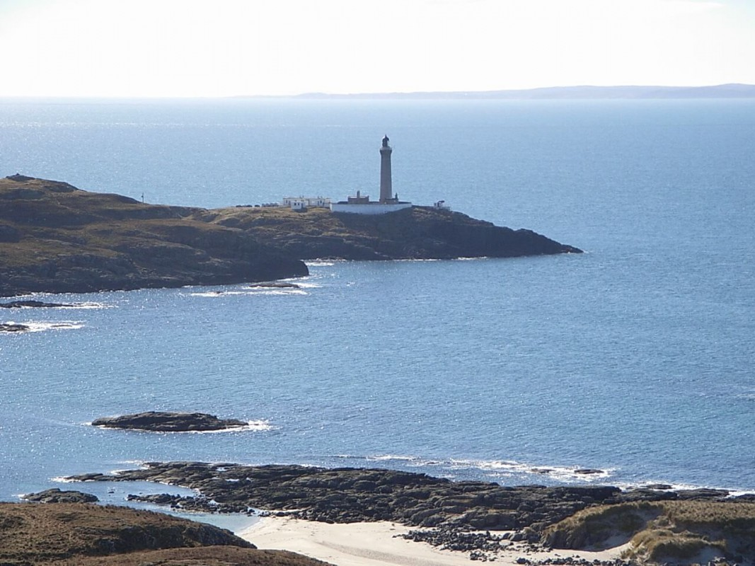 Most westerly point in Scotland