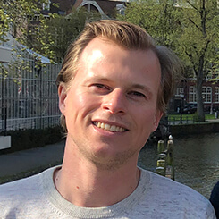 Pepijn Co-Founder Bookalighthouse.com