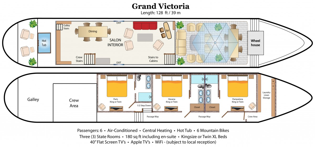 The Grand Victoria Floor Plan