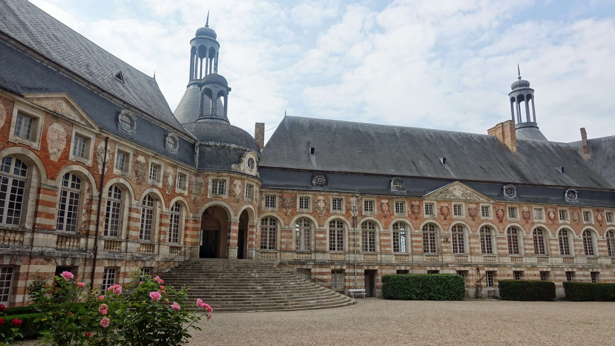 Chateau St Fargeau