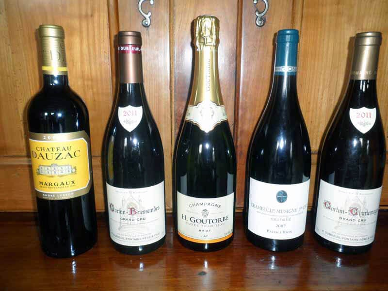 Our wines are the best you will find and are carefully chosen to go with your fine dinning