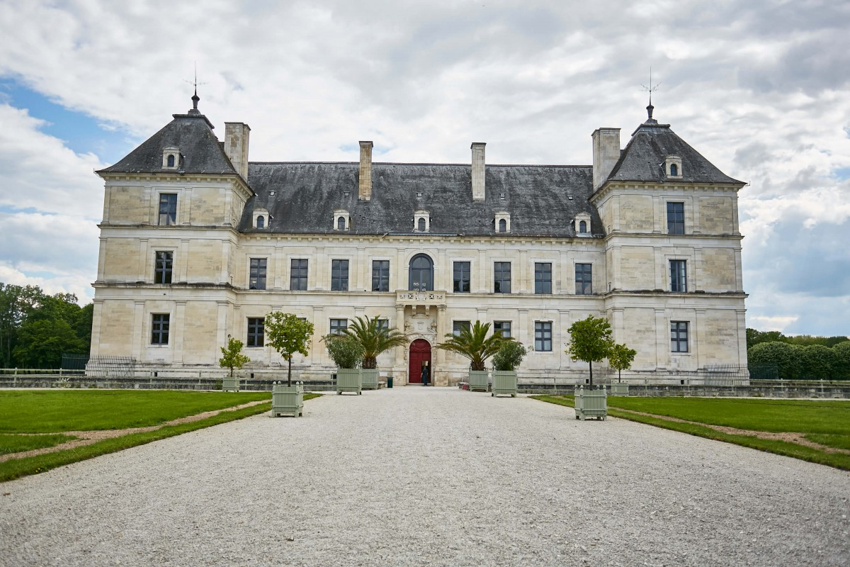 Chateau of Ancy le Franc