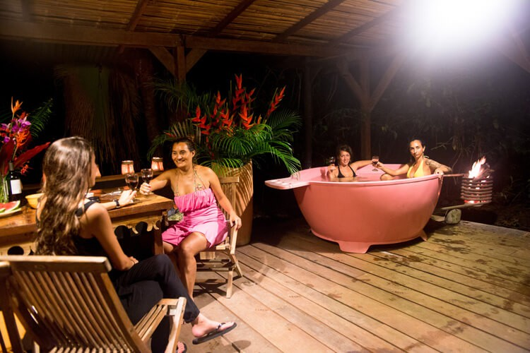 Beach Suite bath