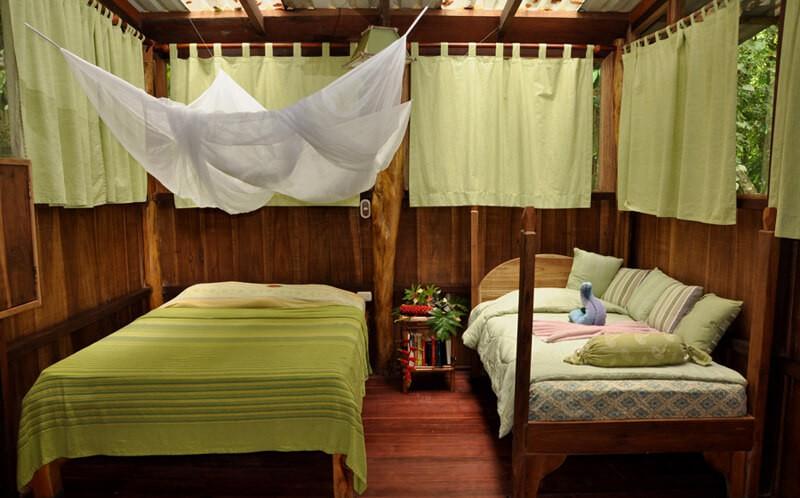 Tree House bedroom 2
