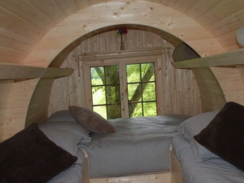 Cozy beds!