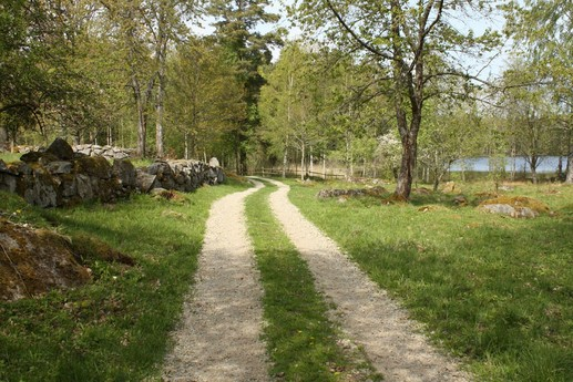 Walking Trail passes nearby