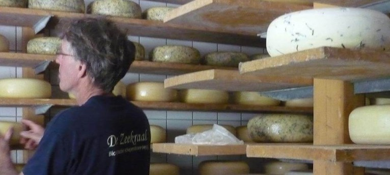 Come and see how the cheese is made