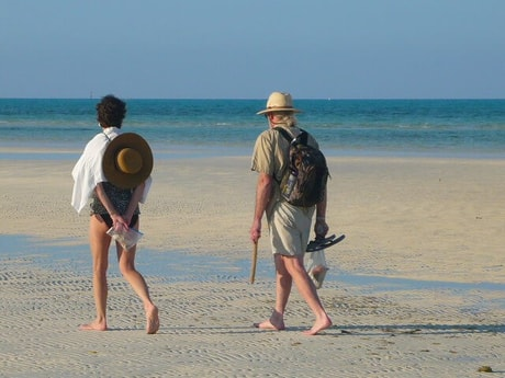 Andros has over a hundred miles of unspoilt beaches