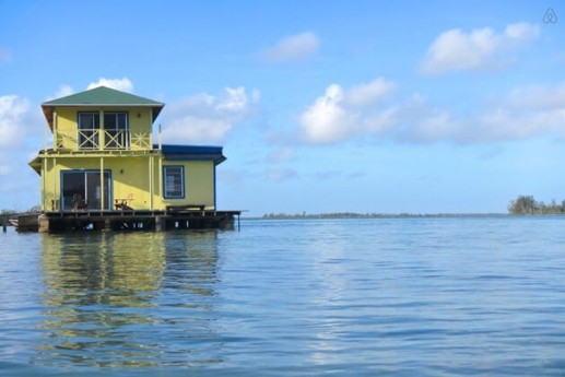 Sunset Point Houseboat is a dream come true in the Bahamas.