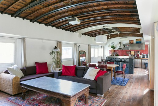 Houseboat 117 Paris photo 9