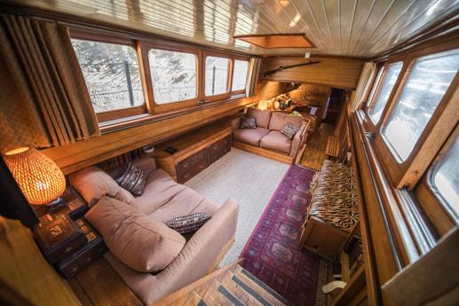 Houseboat 125 Paris photo 16