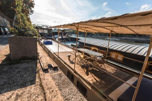 Houseboat 125 Paris photo 4