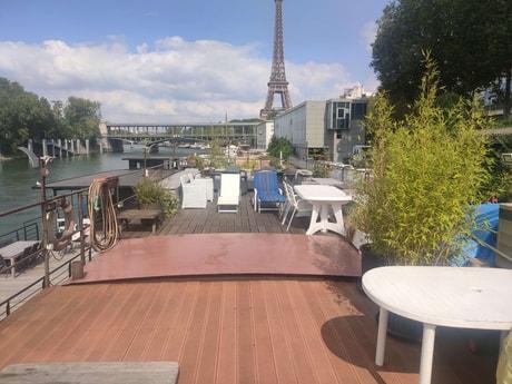 Houseboat 132 Paris photo 3
