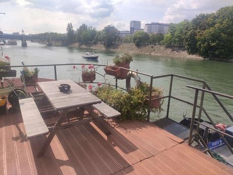 Houseboat 132 Paris photo 4