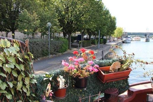Houseboat 132 Paris photo 12