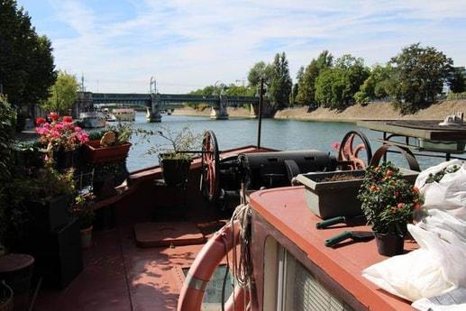 Houseboat 132 Paris photo 15