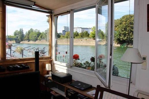 Houseboat 132 Paris photo 16